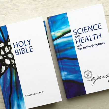 The Bible and Science and Health with Key to the Scriptures