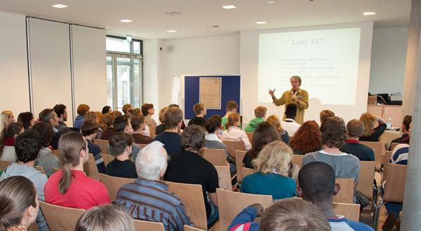 Föredrag online