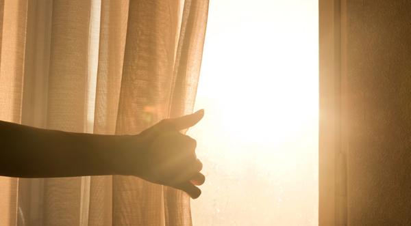 Das Licht finden, das uns von Furcht befreit