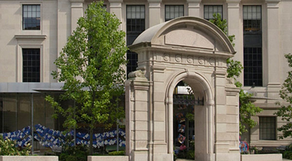 Link to The Mary Baker Eddy Library website