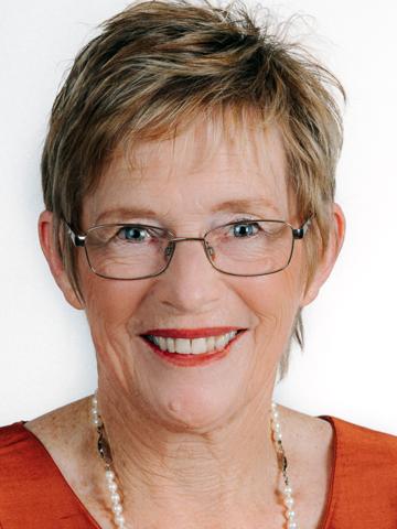 Anne Melville, CSB