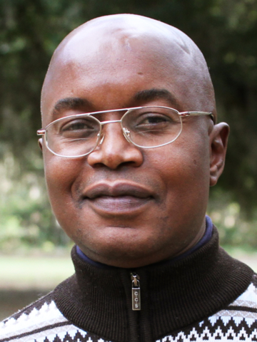 Portait of Mabiala Mavungu, CSB