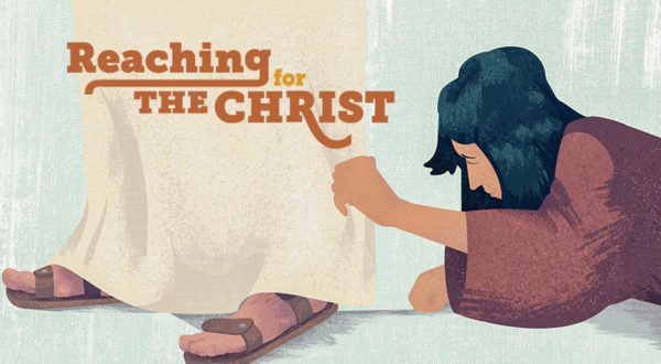 Reaching Out For The Christ