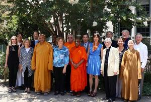 Buddhist-Christian dialogue