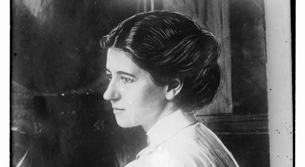 From the Mary Baker Eddy Library: Women of History: Violet Oakley
