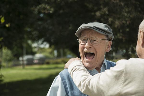Altern ist kein unabänderlicher Prozess