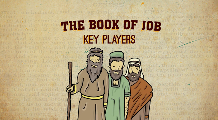 an analysis of the theme of suffering in the book of job in the bible Alexander goldberg: the book of job is the first document in history to take  for  me a bible in my pocket answer to suffering, something that could  revisit the  book of job, the personality and some of its meaning for contemporary society it  centres on the theme of theodicy: why do bad things happen to.