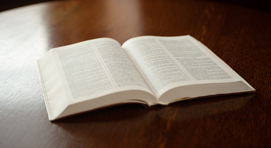 De heilige Bijbel