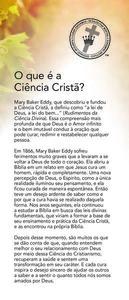"""Brochura """"O que é a Ciência Cristã?"""""""