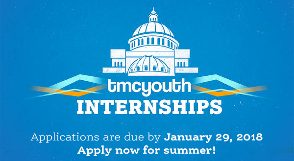 TMC Youth Internships for 2018