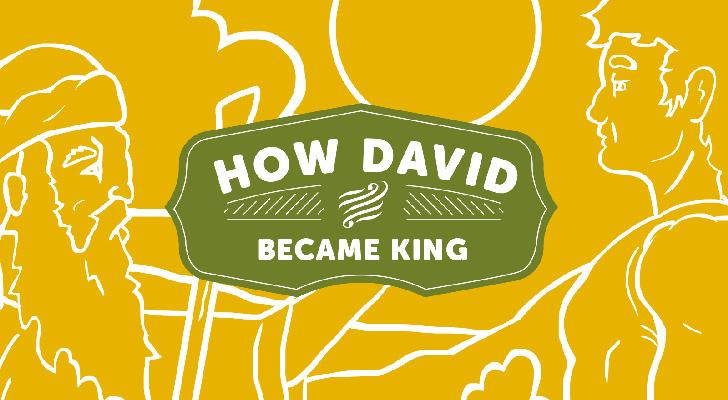 How David became king
