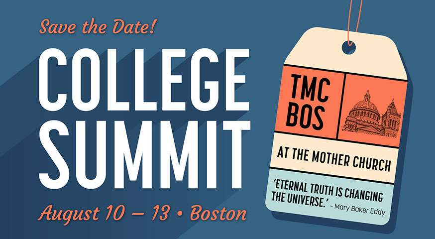 College Summit — August 10-13 in Boston, Massachusetts, USA