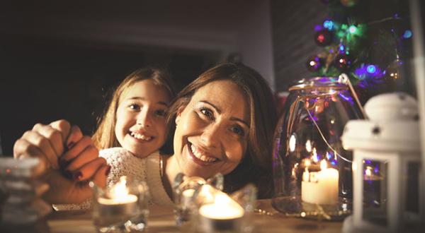 O verdadeiro espírito do Natal faz diferença na oração