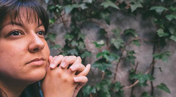 La oración hace una diferencia el sentido espiritual de seguridad
