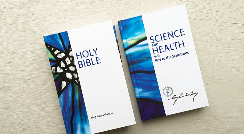 "The Christian Science Pastor — The Bible and ""Science and Health with Key to the Scriptures"" by Mary Baker Eddy"