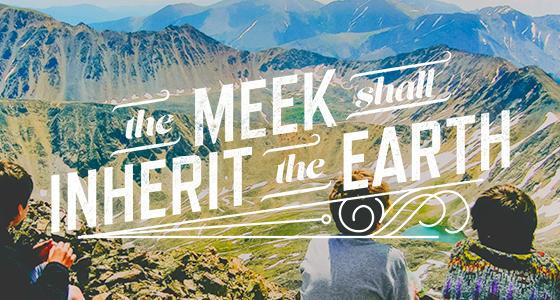 Meek Beatitude