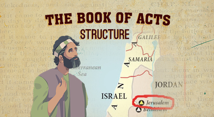 Acts of the Apostles: Part 2 — Structure