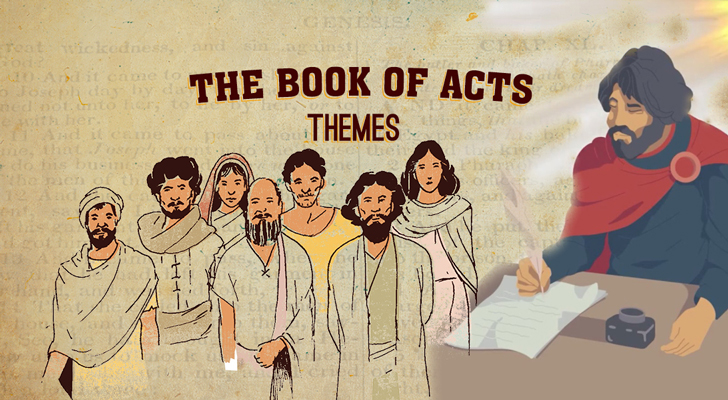 the book of acts Gospel in life is the resource site for redeemer presbyterian church and timothy keller.