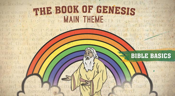 Genesis: Pt. 4 – Main theme