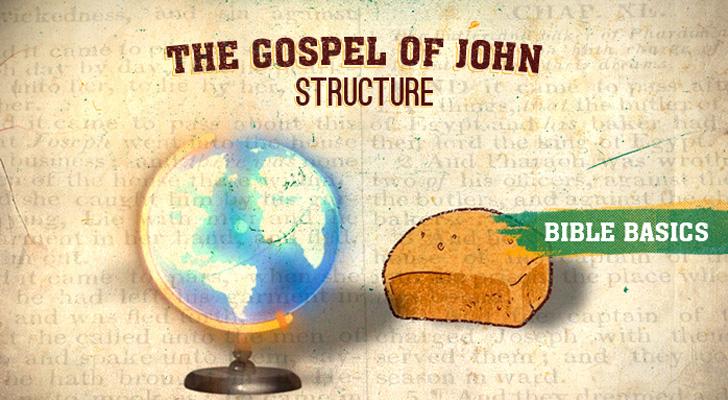 The Gospel of John: Pt. 2 – Structure