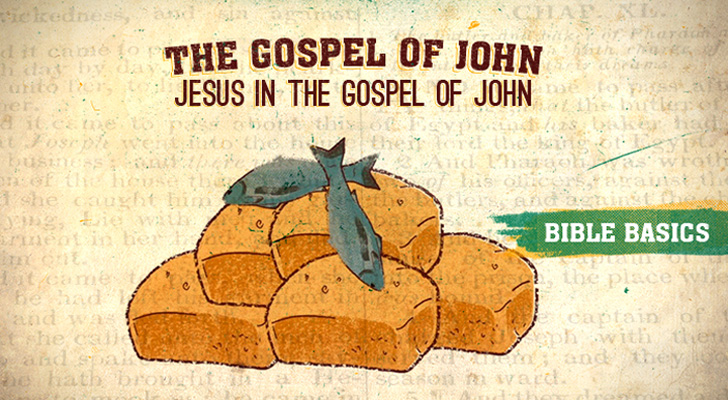 The Gospel of John: Pt. 3 – Jesus in The Gospel of John