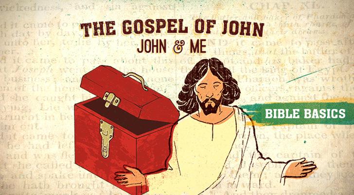 The Gospel of John: Pt. 5 – John and me