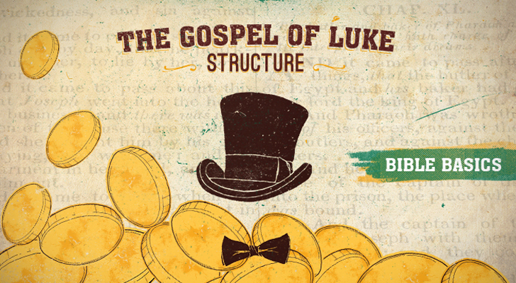 The Gospel of Luke: Pt. 2 – Structure