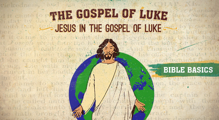 The Gospel of Luke: Pt. 3 – Jesus in The Gospel of Luke