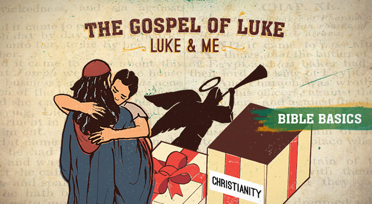 The Gospel of Luke: Pt. 5 – Luke and me