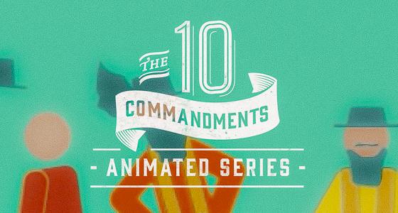 10 Commandments - Animated Series