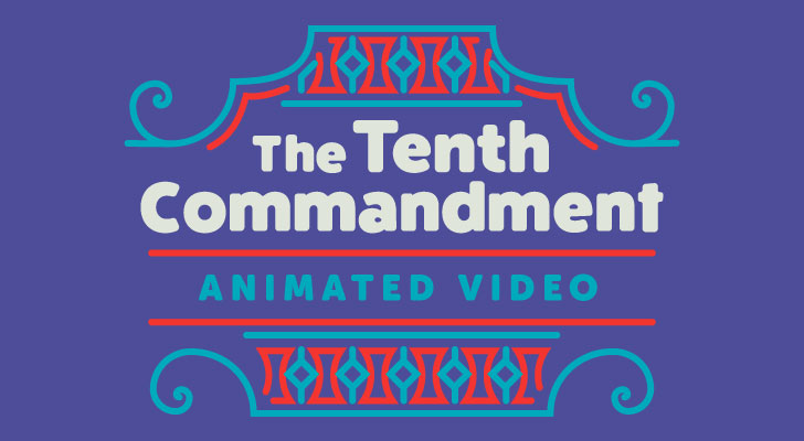 10th Commandment - Animation - Barry Huff