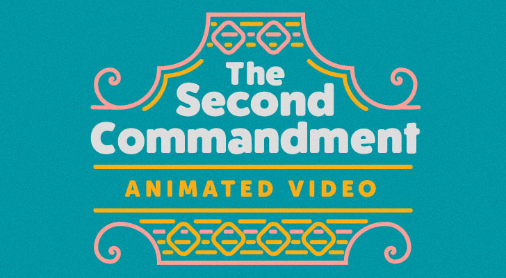 2nd Commandment - Animation - Barry Huff