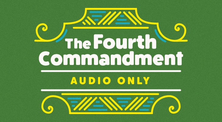 4th Commandment - Animation - Barry Huff