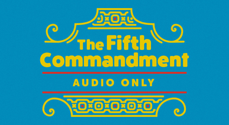 5th Commandment - Animation - Barry Huff