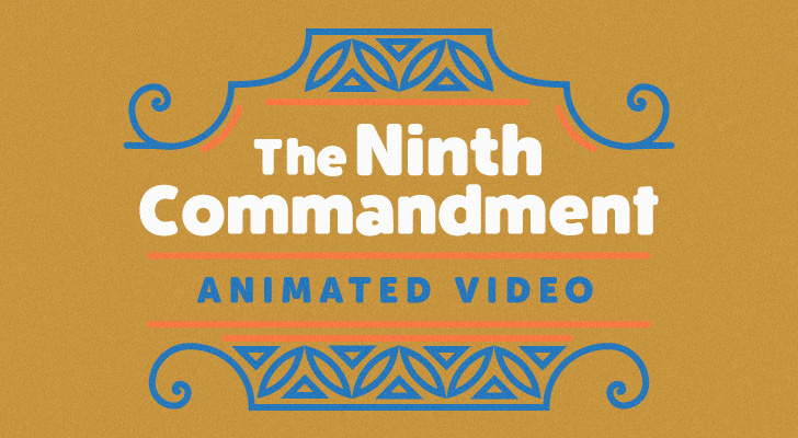 9th Commandment - Animation - Barry Huff