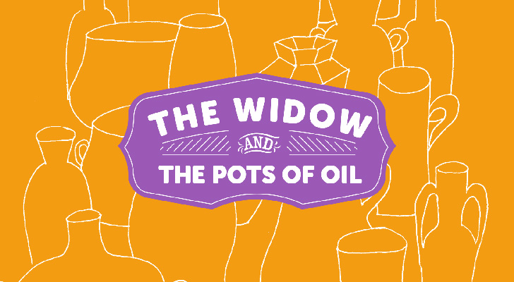The Widow and The Pots of Oil