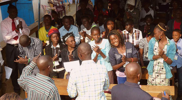 Brazzaville - Supporting fair and peaceful elections