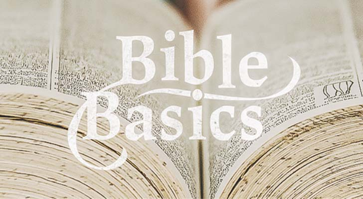Bible Basics - Horizontal Format
