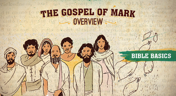 The Gospel of Mark: Pt. 1 - Overview