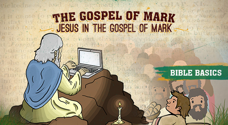 The Gospel of Mark: Pt. 3 - Jesus in the Gospel of Mark