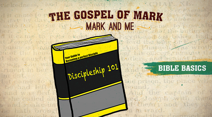 The Gospel of Mark: Pt. 5 - Mark's and Me