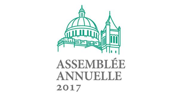 Assemblée annuelle 2017