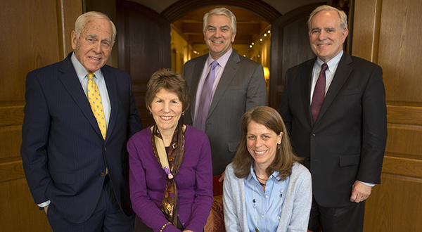 The Christian Science Board of Directors