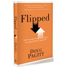 Author Doug Pagitt: Flipped