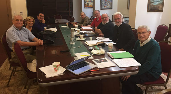 Faith & Order discussion group