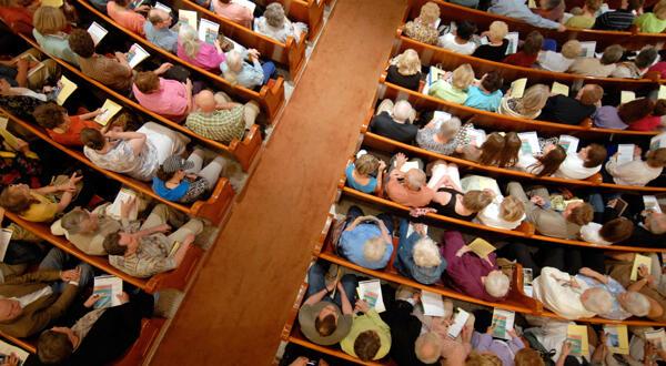 Find a Church service near you