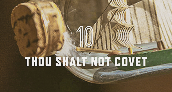 10th commandment